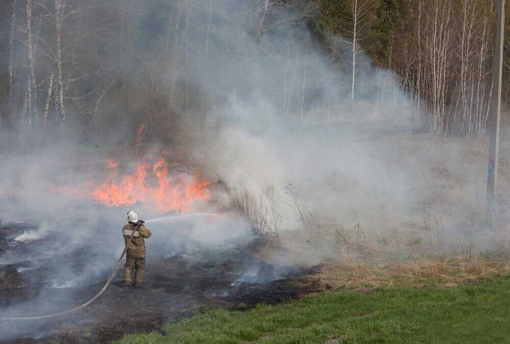 How SkyMira's GPS Tracking Can Help Fight Wildland Fires